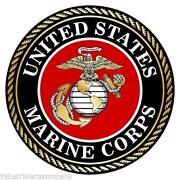 Marine Decals