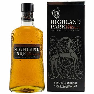 Highland Park Cask Strength Single Malt Scotch Whisky 0,7l, alc. 63,3 Vol.-%