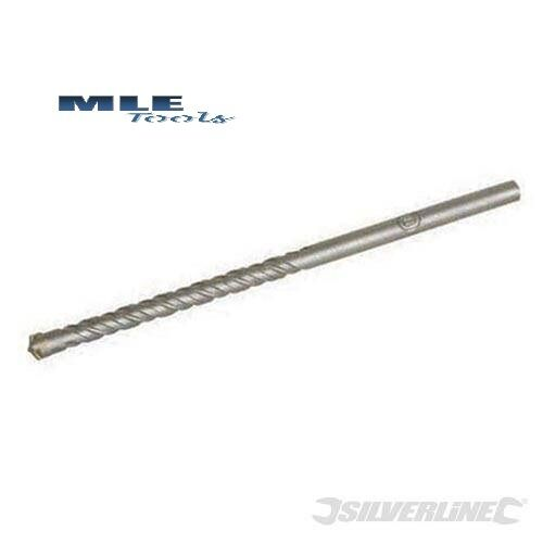 Crosshead masonry drill bit 10 & 12 mm 150 200 300 400 & 600 mm long