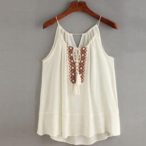 Fashion Women short Sleeve Loose Blouse Casual Shirt Summer Chiffon Tops T-Shirt