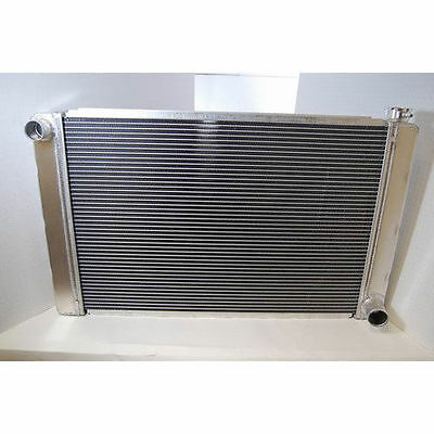 """GM CHEVY 31""""X19"""" Universal Aluminum Racing Radiator Heavy Duty Extreme Cooling"""