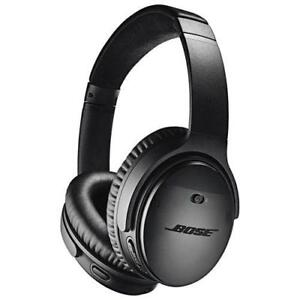 Bose QuietComfort 35 wireless headphones, Noise Cancelling, Black (Series 2)