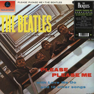 The Beatles 'Please Please Me' New LP 12'' Album - Factory Sealed - 180 g vinyl