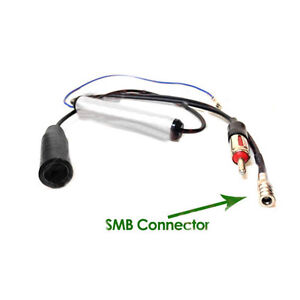PC6-536-DAB-DAB-Radio-Car-Stereos-Aerial-Splitter-Antenna-Beat-Pioneer-Headunit