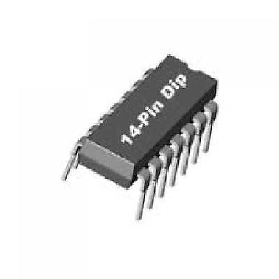 Atmel Attiny84a-pu Microprocessor Microcontroller Microcomputer Embedded Cpu