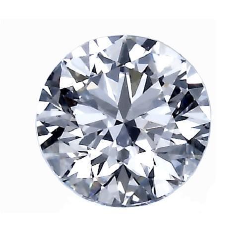 Certificate 1.39ct Brilliant Round Cut, F Color, SI2 Clarity Loose Diamond