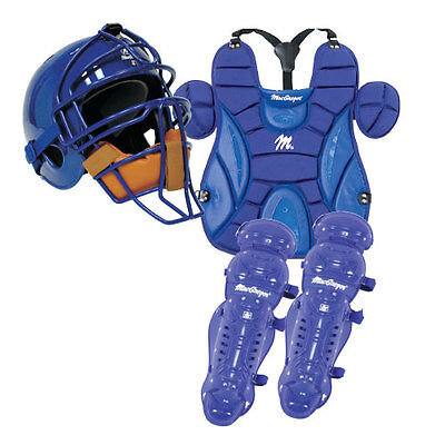 Girl's Fast Pitch Catcher's Gear Pack - Black - Ages 9-13
