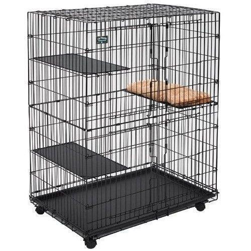 Large Cat Cage Ebay