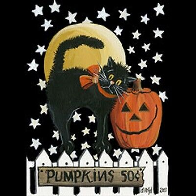 Pumpkin Sale Black Cat   Halloween     Tshirt    Sizes/Colors - Halloween Coloring Black Cat