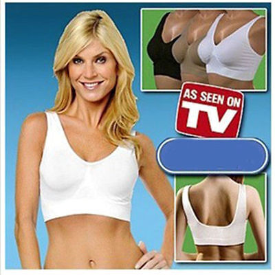 Women Ahh Shapewear Bra Seamless Slimming Underwear Sport Bras As Seen On TV RF