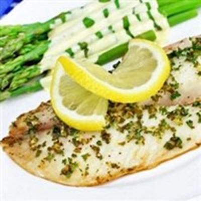 Today Gourmet - Tilapia Fillets - 5-7oz (5lb Pkg) 7 Oz Fillets