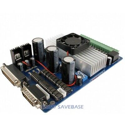 3 Axis Tb6560 Stepper Motor Driver Board Controller Cd