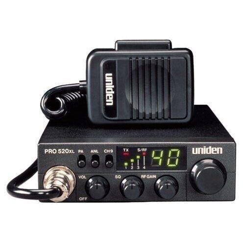 Uniden PRO520XL 40-Channel CB Radio