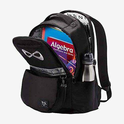 Nfinity Backpack Cheer Bag Black Weekender
