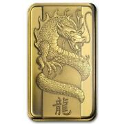2012 Gold Dragon