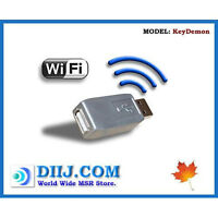 KL2 - Wireless Keylogger USB 2GB with Wi-Fi