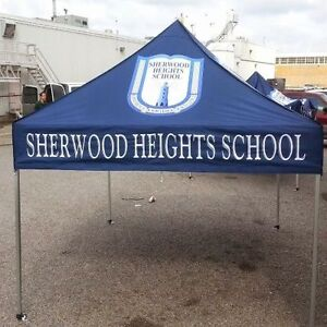Outlet Tags Custom Canopy Tent Packages ONLY $599.99 Gatineau Ottawa / Gatineau Area image 8