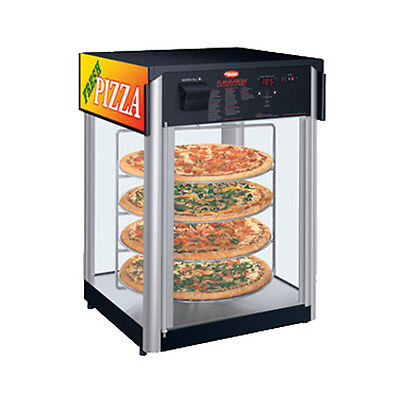 Hatco Fdwd-1 Countertop Hot Food Display Case With Revolving Circular Rack