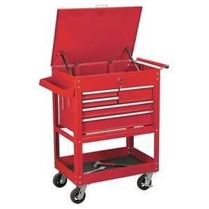 New Tool Cart Heavy Duty Industrial Roller Cart