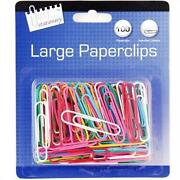 Coloured Paper Clips