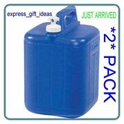 2 Gallon Water Jug