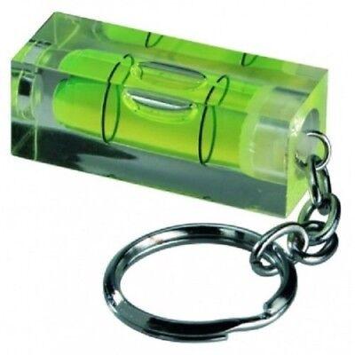 Mini Spirit Level Keyring Keychain Tool DIY Gadget Novelty Gift Stocking filler - Diy Stockings