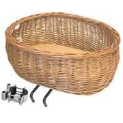 Dog Cycle Basket
