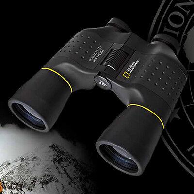 National Geographic Binoculars 10x50 10X f Travel Sports Birding Outdoor Concert