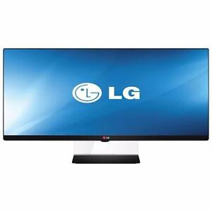 "LG 34UM65-P_922 34"" Dual HDMI, 21:9 Ultrawide IPS LED Monitor"