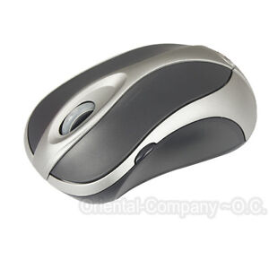 New Microsoft Wireless Notebook Optical 4000 Mouse Replacement Without Receiver