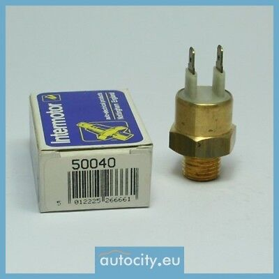 Intermotor 50040 Interrupteur de temperature, ventilateur de radiateur