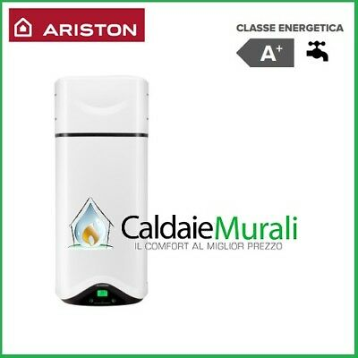 SCALDABAGNO A POMPA DI CALORE ARISTON NUOS EVO A+ 110 WH ACCUMULO 110 LT- NEW