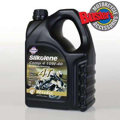 SILKOLENE COMP4 OIL  FILTER HONDA ST1300 ALL