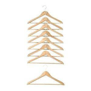40 x Wood Hangers