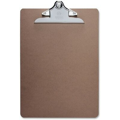 Business Source Clipboard 9 12.50 Hardboard Brown