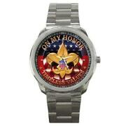 Boy Scout Watch