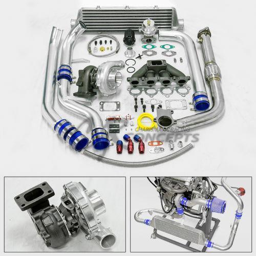 Honda B16 Supercharger: Honda Civic Turbo Manifold