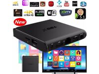 2016 T95X Android TV Boxes - Android 6.0, KODI 16.1, Fully Loaded. Telly Telly Telly Mad!