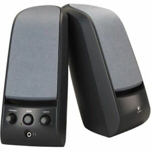 Logitech X-120 Compact Powered Speakers