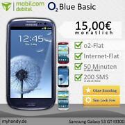 Samsung Galaxy S3 mit O2