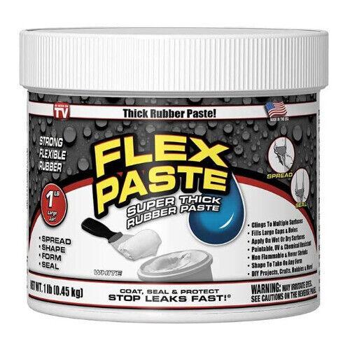 Flex Paste 1 lb Jar (White)