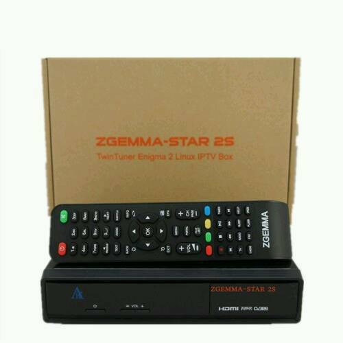 Zgemma Star 2S (Satellite TV & Smart Box)