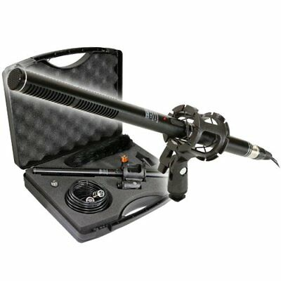 Vidpro XM-88  Pro Video & Broadcast Unidirectional Condenser Microphone Kit