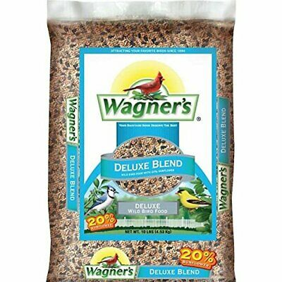 Wagner's Deluxe Wild Bird Food 10-Pound Bag