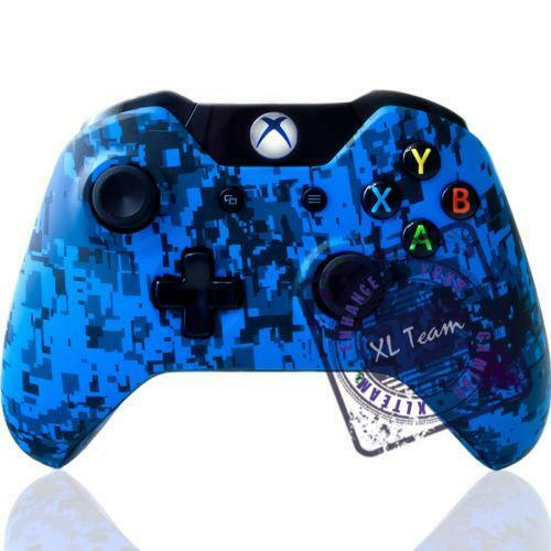 how to make a custom xbox controller