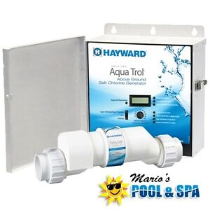 Aqua Trol Chlorine Generator Salt Machine For Pool