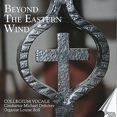 Gorecki   Collegium   Beyond The Eastern Wind  New Cd