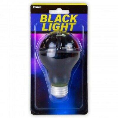 Black Light Light Bulbs (75 Watt Black Light Bulb)