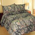 King Camo Bed Set