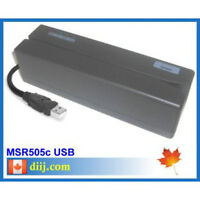 MSR505c USB Magnetic Stripe Reader Writer Encoder